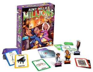 AUNT MILLIE'S MILLION$ THE FRENZIED GAME OF FAMILY FORTUNE