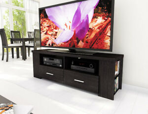 Sonax B-101-RBT Bromley 60-Inch TV/Component Bench in Ravenwood