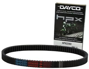 Dayco HPX2203 HPX High Performance Extreme ATV/UTV Drive Belt