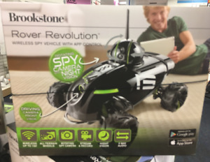 NEW Rover Revolution App-Controlled Wireless Spy Vehicle