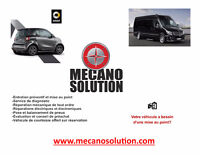 sprinter mecanique mercedes mecanic repair reparation