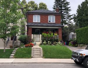 Detached 3br, 2 story house at Mt. Pleasant & Eglinton