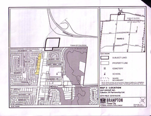 BRAMPTON NORTH - HWY10 Frontage Multiple Use Potential