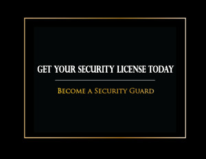 Become a Security Guard Today! Kijiji Special ONLY $79.95