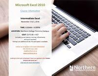 Microsoft Excel 2010 - Intermediate