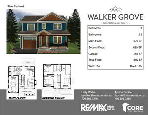 Welcome To Walker Grove Lot 21 St. John's Newfoundland image 2