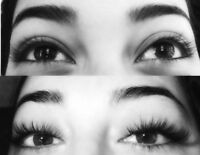 Eyelash Extensions- Classic Summer Special