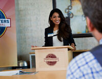 Next Meeting of Cabot Toastmasters Club is April 3, 2019