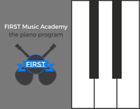 Piano for Youth/Kids (FIRST Music Academy)