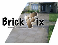 Brick Fix Inc. Driveway-Patio-Walkway, Interlock Repair/Install