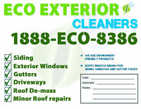 All your exterior house maintenance