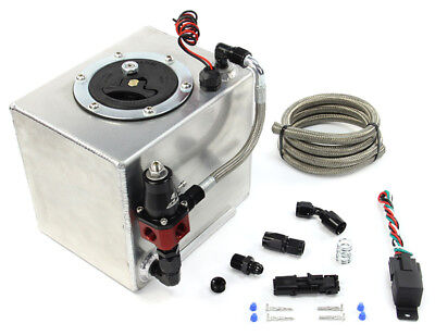 Nitrous Fuel System - Nitrous Outlout Universal Battery Dedicated Fuel System