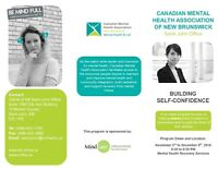 Building Self-Confidence (Women's Mental Health Program)
