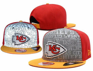 Kansas City Chiefs - NFL Casquette Snapback New Era