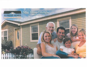 Own a new 16x74 Supreme Homes Mini-Home for only $110,800.00