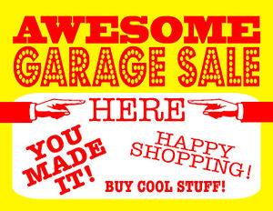 KARA - ANNUAL GARAGE SALE - FUNDRAISER