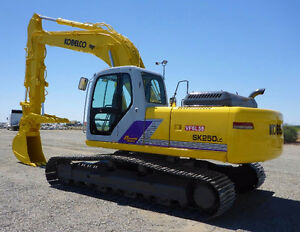 EXCAVATOR, BACKHOE & OTHER HEAVY EQUIPMENT FINANCING