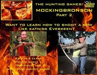 Want to learn how to shoot a bow like Katniss Everdeen?