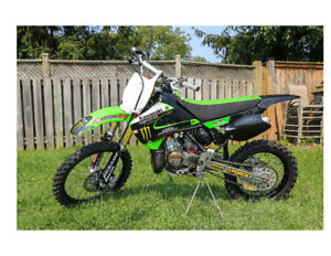 2011 KX85 Great condition