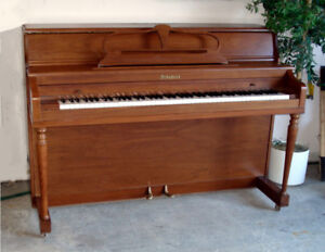 SCHUBERT piano Delivered & Tuned