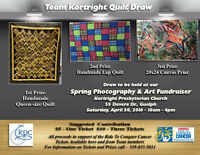 Spring Photography and Art Fundraiser