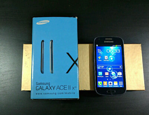 Samsung galaxy ace 2x (Android best priced one in local Toronto)