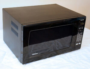 Full-Size 2.2 cu. ft Panasonic Inverter Microwave SEE VIDEO