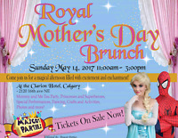 Mother's Day FAMILY event!!!