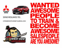 Sales Consultants