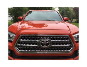 TACOMA Hood and Front Grill