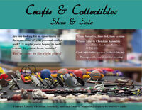 Craft and Collectible Sale - Vendors Wanted