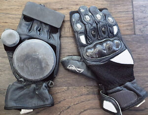 Loaded - |Leather Carving Gloves L-XL