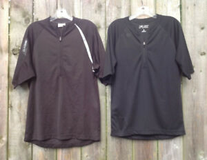 New Men's Dakine shirt and Fox shirt - cycling / biking