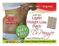 Leptin Weight Loss Patch/DrPenny.ca