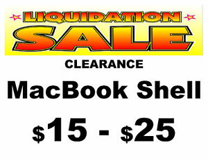 MacBook, many sizes and models available 15$-25$