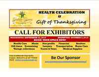 EXHIBITORS WANTED in Mississauga