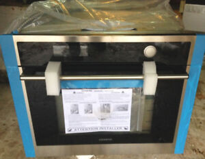 """Siemens 30"""" Built in Self Cleaning Convection Oven"""
