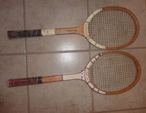 6 vintage tennis racquets ($ 5 each or all for $ 20) Kitchener / Waterloo Kitchener Area image 3