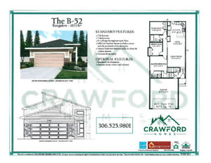 LESS THAN 360K NEW BUNGALOW- HOME,LOT,&LEGAL INCLUDED