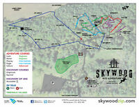 Park Guide needed at Skywood Eco-Adventure!