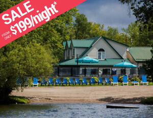KAWARTHAS Cottages For Rent From $199/Night