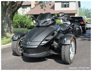 Can-am Spyder RS 2008 - condition impeccable