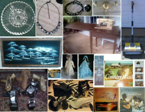 * Household Items ~ Collectibles ~ Jewellery *