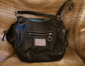 Coach Poppy Patent Leather purse