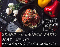 GRAND re-LAUNCH PARTY