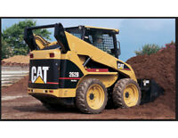 Bobcat with Operator for hire $75.00 per Hr.