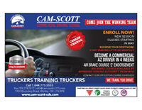 BOOKING NOW FOR OUR MAY AIR BRAKE MAY 17-18 AND AZ COURSE MAY 21
