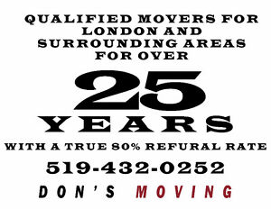 Professional mover's for London and surrounding areas available London Ontario image 10