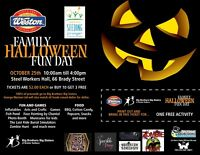 Halloween Family Fun Day- in support of Big Brothers Big Sisters