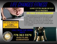 Lose Up To 30lbs Of Fat In 12 Weeks Guaranteed!!